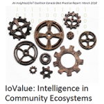 IoValue: Intelligence in Community Ecosystems
