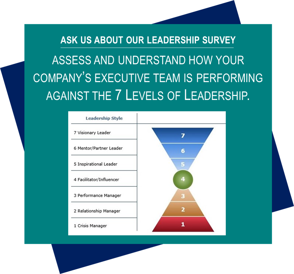 7 Levels of Leadership