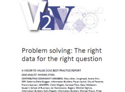 Problem Solving: The Right Data for the Right Question